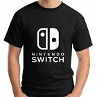 New Nintendo Switch Controller Logo T shirt S-5XL
