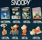 2019 McDonalds Happy Meal Toys SNOOPY NASA TOYS & BOOKS - IN STOCK SHIPPING NOW!
