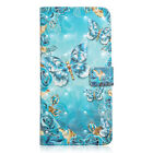 Flower PU Leather Case For iPhone 8 7 Plus 6 6S Plus 5 5S SE Wallet Bag For iPho