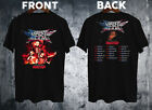 453Babymetal Tour With Avatar 2019 U.S. New Classic Black T-shirt size all size image