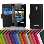 Case for HTC DESIRE 500 Phone Cover Card Slot and Pocket Wallet