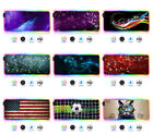 XXL Extra Large LED Gaming Mouse Mat RGB Gaming Mouse Pad - 35.4 x 15.7 Inches