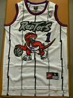 Tracy Mcgrady #1 Toronto Raptors White Swingman Men's Basketball Jersey