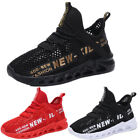 Kids Breathable Walking Running Shoes BoysGirls Athletic Tennis Shoes Casual