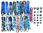 Stitch Lanyard and 10 Lilo & Stitch Themed Disney Trading Pins Set ~ Brand NEW