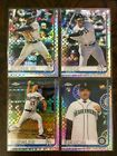 """2019 TOPPS CHROME #1-204 X-Fractors """"YOU PICK"""" COMPLETE YOUR SET on Ebay"""