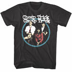 OFFICIAL Cheap Trick Rock Band Circle Men's T-Shirt Concert Tour Merch image