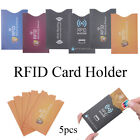 Kyпить Credit Cards RFID Blocker Blocking Sleeve Protect Case Cover Card Holder- на еВаy.соm