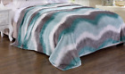 Printed Bed Blanket Microplush™ Picasso Design Ultra Soft Warm Queen & King Size image