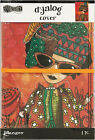 "Dyan Reaveley's Dylusions Dyalog Canvas Printed Cover 5""X8""-Dream"