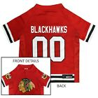 Chicago Blackhawks NHL Official Licensed Dog Pet Hockey Jersey All Sizes $23.5 USD on eBay