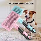 Manual Hairbrush Comb Pet Fur Removal Clean Tool Dog Cat Grooming Hair Trimmer