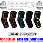 2 Elbow Compression Sleeve Braces Mixed Color Pairs Gradual Elbow Compression