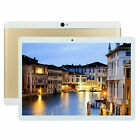 10.1'' Tablet 8G+128G Android 8.0 Bluetooth WiFi PC Dual Camera GPS Phablet US