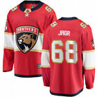 Men's Florida Panthers #68 Jaromir Jagr Breakaway Home Jersey Red $59.99 USD on eBay