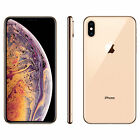 Apple iPhone XS Max 64/256/512GB A1921 Verizon T-Mobile AT&T Unlocked Smartphone