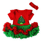 FixedPriceinfant toddler baby girl outfit first christmas party romper tutu dress clothes