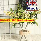 Faux Plant Photography Props Berry Fruit Artificial Olive Branch Home Decor