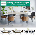 6/7/9 Pieces Dining Furniture Set Table and Chairs Kitchen Dining Room Settings
