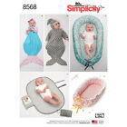 Simplicity Baby Swaddle Sack amp; Hat Changing Pad Nest-