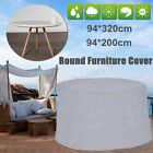 5 Size Gray Waterproof Garden Patio Furniture Cover Outdoor Shelter  Au Au