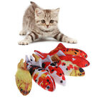 Nice Doll Pillow Washable Simulation Koi Fish Pillow Plush Toy Cat Dog Toy F