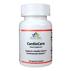 CardioCare Blood Pressure Support, Supplement, 120 Capsules, Cholesterol, Health $11.85 USD on eBay