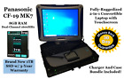 Toughbook CF19 MK7 Intel i5 3.4GHz 8GB RAM NEW 1TB SSD Win 10 Pro Touch 3880 Hrs