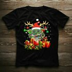 Baby Yoda Star Wars Christmas Santa Hat For Fan T-Shirt S-5XL $22.99 USD on eBay