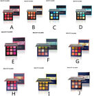 Beauty Glazed 9 Colors Makeup Eyeshadow Palette Shimmer Long Lasting Cosmetic