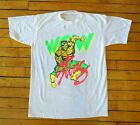 90s Vintage Mens Graphic T-Shirt WCW STING SURFER Rare USA 1995 Booker Reprint image