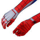 Spiderman PS4 Game Costume Peter Parker Cosplay Zentai Jumpsuit Halloween Outfit