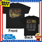 The Doobie Brothers 50th anniversary tour dates 2019-2020 T-Shirt Regular M-3XL  image