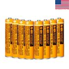 Kyпить 4/8/12Panasonic 550mAh NI-MH Rechargeable 1.2V Batteries AAA for Cordless Phones на еВаy.соm
