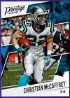 Christian McCaffrey Carolina Panthers (choose your card) RC Rookies and more $0.99 USD on eBay