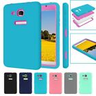 For Samsung Galaxy Tab A/E & S2/S3 Shockproof Case Hybrid Hard Tablet Back Cover