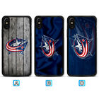 Columbus Blue Jackets Case For iPhone 11 Pro Max X Xs XR 8 7 Plus $4.99 USD on eBay