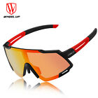Men Polarized Driving Cycling Glasses Sport Bike UV Sunglasses Eyewear Goggles