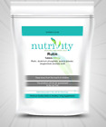 Rutin 500mg Tablets Nutrivity Supplement Bioflavanoid Source Vitamin C Support
