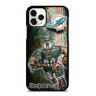 MIAMI DOLPHINS FOOTBALL iPhone 5/5S 6/6S 7 8 Plus X/XS XR 11 Pro Max Case $15.9 USD on eBay