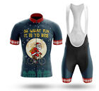 Oh What Fun It Is To Ride - Men's Novelty Cycling Kits