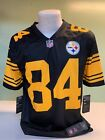 Nike Men's Color Rush Pittsburgh Steelers Antonio Brown #84 Jersey You Pick Size $26.99 USD on eBay