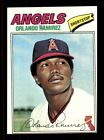 1977 Topps 9-324 EX-MT/NM Pick From List All PICTUREDBaseball Cards - 213