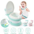 Portable Baby Kids Toilet Training Child Toddler Potty Trainer Seat Chair  image