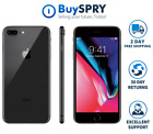 Apple iPhone 8 Plus 64GB / 256GB Verizon T-Mobile AT&T Fully Unlocked Smartphone