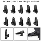 Heavy Duty Tarp Clips Clamps Great for Camping Canopies Tents Canvas New US