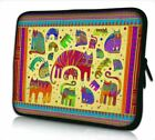 "LUXBURG 10""-17"" Design Laptop Notebook Sleeve Soft Case Bag Cover on Sale !!"