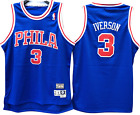 Allen Iverson Philadelphia 76ers Hardwood Throwback Youth NBA Swingman Jersey on eBay