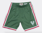 Milwaukee Bucks Hardwood Classics Throwback Swingman NBA Shorts on eBay