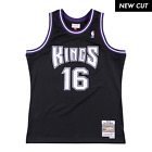 Peja Stojakovic Sacramento Kings Hardwood Classics Throwback NBA Swingman Jersey on eBay